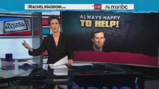 Why I ♥ Rachel Maddow & why the GOP/TP hate her so.