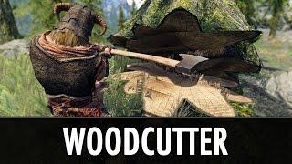Skyrim Mod: Woodcutter