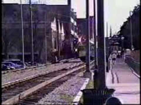 Illinois Central Railroad Intermodal Train I04