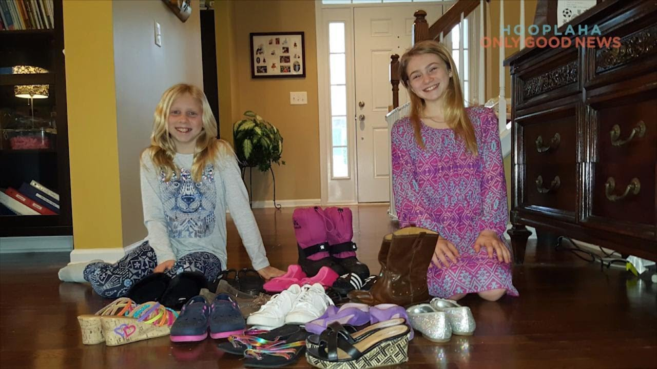 11-Year-Old Girl Collects Nearly 2,000