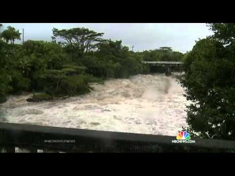 Nightly News with Brian Williams Full Broadcast August 8