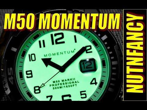 Momentum M50 Dive Watch