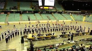 2015  Marching Showband Classic - Red Deer - Calgary Stampede Showband