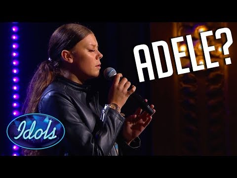 Dao Sings Emotional Cover By Adele On Sweden Idol 2019 | Idols Global