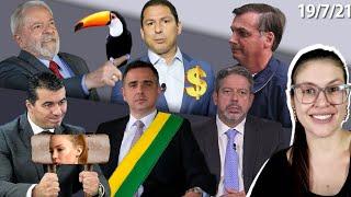 Fundão barrado, chantagem, consequências, Pacheco, voto auditavel, CPI ladeira abaixo e mais.