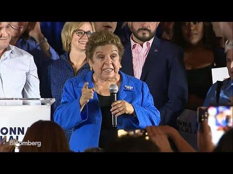 Former HHS Secretary Donna Shalala Wins Florida House Seat