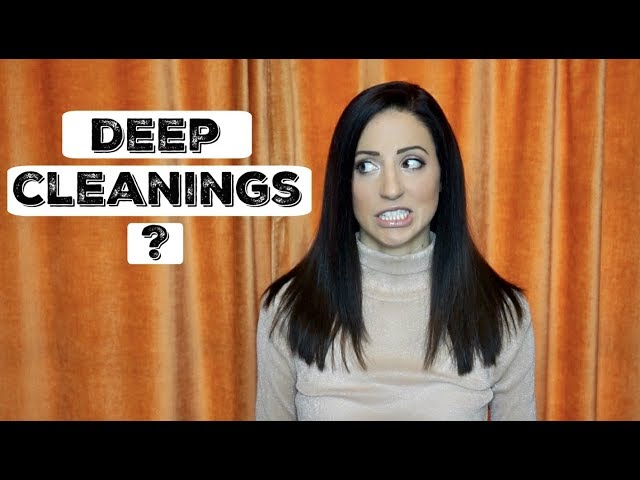 Are Deep Cleanings Really Necessary?