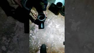 видео Муфта   электросварная  110  SDR11