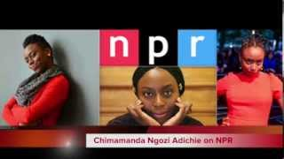 Chimamanda Ngozi Adichie NPR Interview