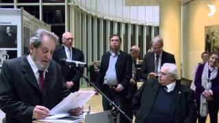 Prof. Oskar Gottlieb Blarr über den Zustand der Orgeln in Ostpreußen - Parl. Abend im Landtag NRW