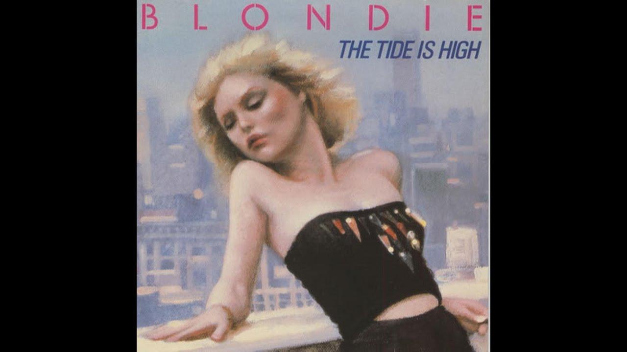 The Tide Is High Blondie By Liza W Lyrics Youtube