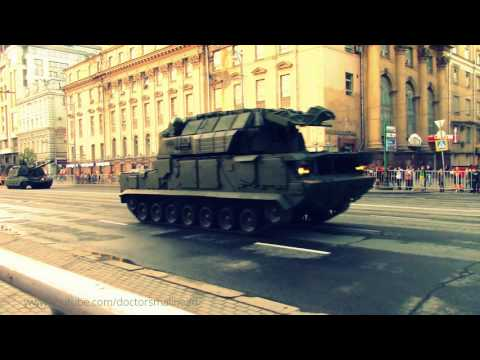 Russian's tremendous weapons Must watch Russian Tor-M2 / SA-15 Gauntlet Air Defense Missile System