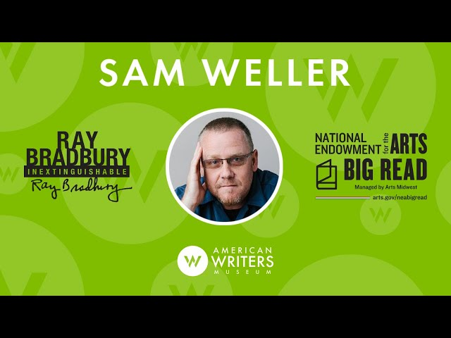 A conversation with Sam Weller, author of