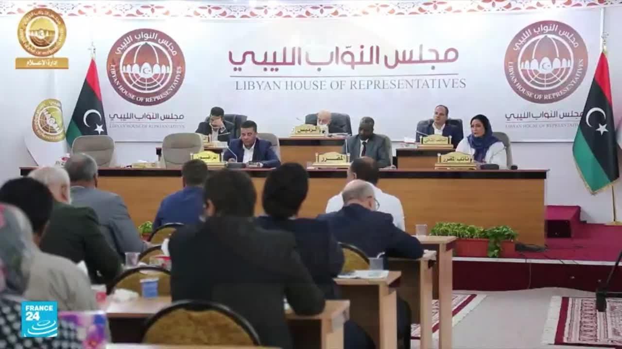 لماذا سحب البرلمان الليبي الثقة من حكومة عبد الحميد الدبيبة؟  - نشر قبل 18 دقيقة