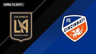 Download LAFC vs. FC Cincinnati   HIGHLIGHTS - April 13, 2019 Mp3 and Videos