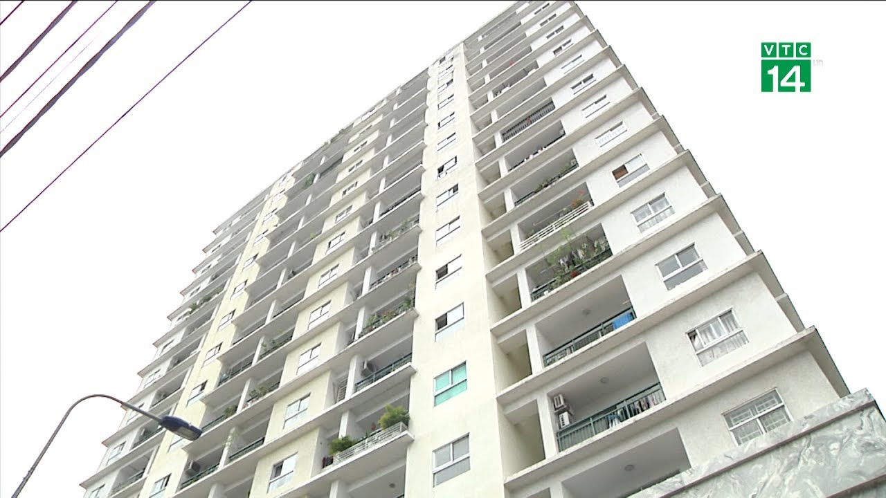 VTC14 | Cư dân chung cư ở quận Tân Phú muốn kiện UBND TPHCM