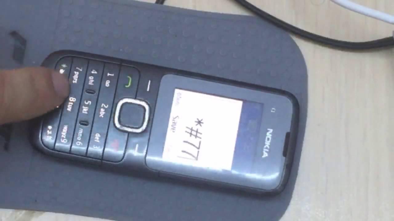 Hard Reset Nokia C1 01 #2 #1
