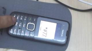 Hard Reset Nokia C1 01 #2