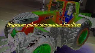 Joystick Fendt 1050 Amatorska naprawa pilota.