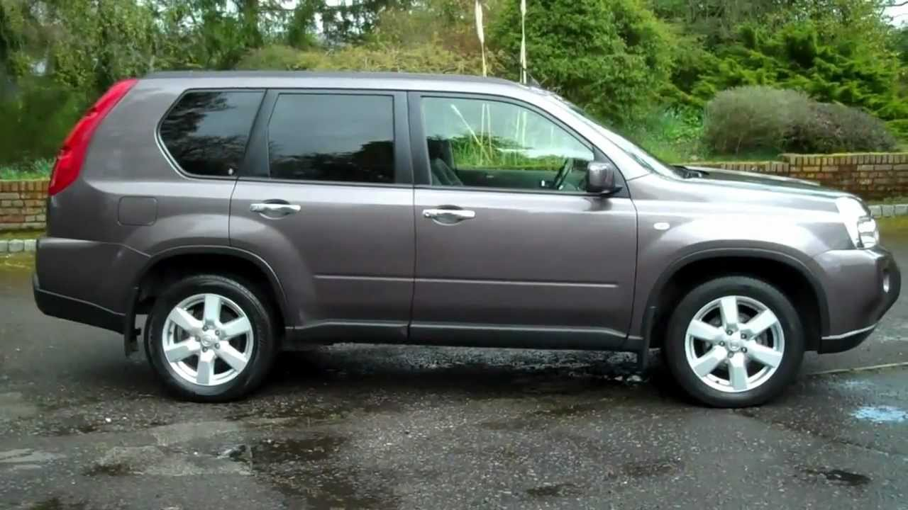 Nissan X Trail 2 0 Dci Aventura 6 Speed 150 Bhp 2009 59