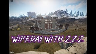 A wipe with zZz // WIPEDAY // Part 1 of 2 //