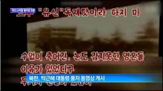 北, '유신 스타일' 풍자로 조롱...대남 비난 수위 계속 높아져_131018_채널A NEWS