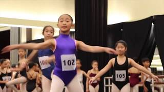 AGP Ballet Intensive Program 2018 Day 2 芭蕾培訓計劃 2018 第二天