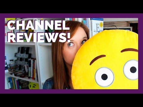 CHANNEL REVIEWS: YouTube Channel Trailers