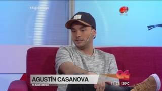 Algo Contigo - Agustín Casanova 07 de Noviembre de 2016