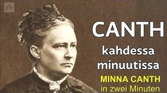 Minna Canth in zwei Minuten - Der Weg zur Gleichbereichtigung