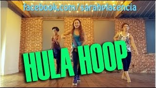 Dance Fitness with Sarah Placencia - Hula Hoop
