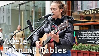 Adele - Turning Tables | Allie Sherlock Cover