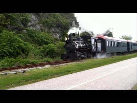 Maine 2 foot Narrow Gauge Steam Locomotives