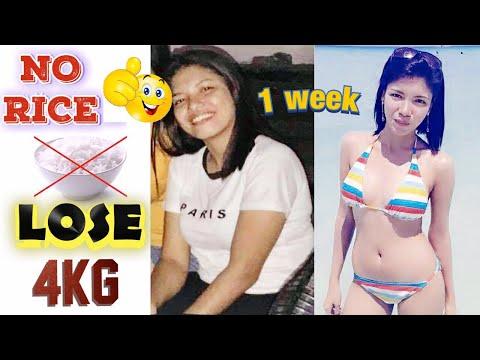 no-rice-challenge-for-1-week- -oatmeal-and-egg-diet- -paano-pumayat-ng-mabilis