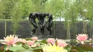 NCMA - The Three Shades - Auguste Rodin