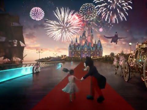 Shanghai Disneyland Trailer 2