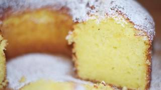 Ricotta Cheese Spongecake Recipe - How to Cook Real Italian Food from my Italian Kitchen