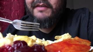 Asmr #237 Thanksgiving Day Dinner?