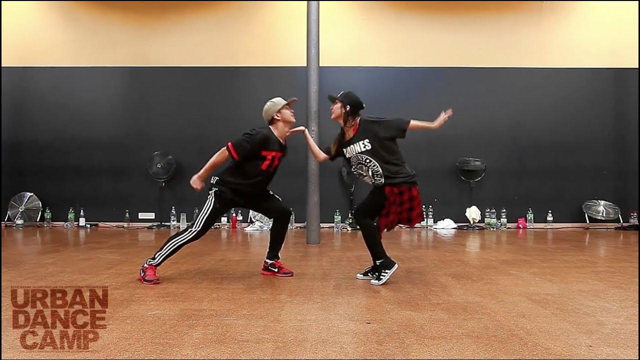 Ellen Kim Choreographer Sevyn Streeter- It Won...