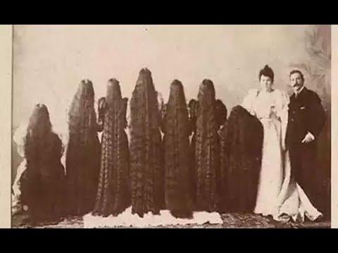 A trágica história das irmãs Sutherland: elas ganharam milhões com seus Cabelos