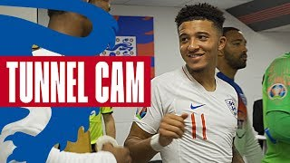 England Score FIVE & Trippier Walks Past Dressing Room AGAIN! 🤣 | Tunnel Cam | England 5-3 Kosovo