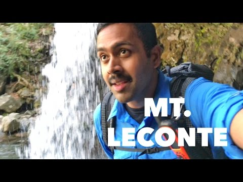 Great Smoky Mountains Spring Backpacking and Hiking Mt  Leconte