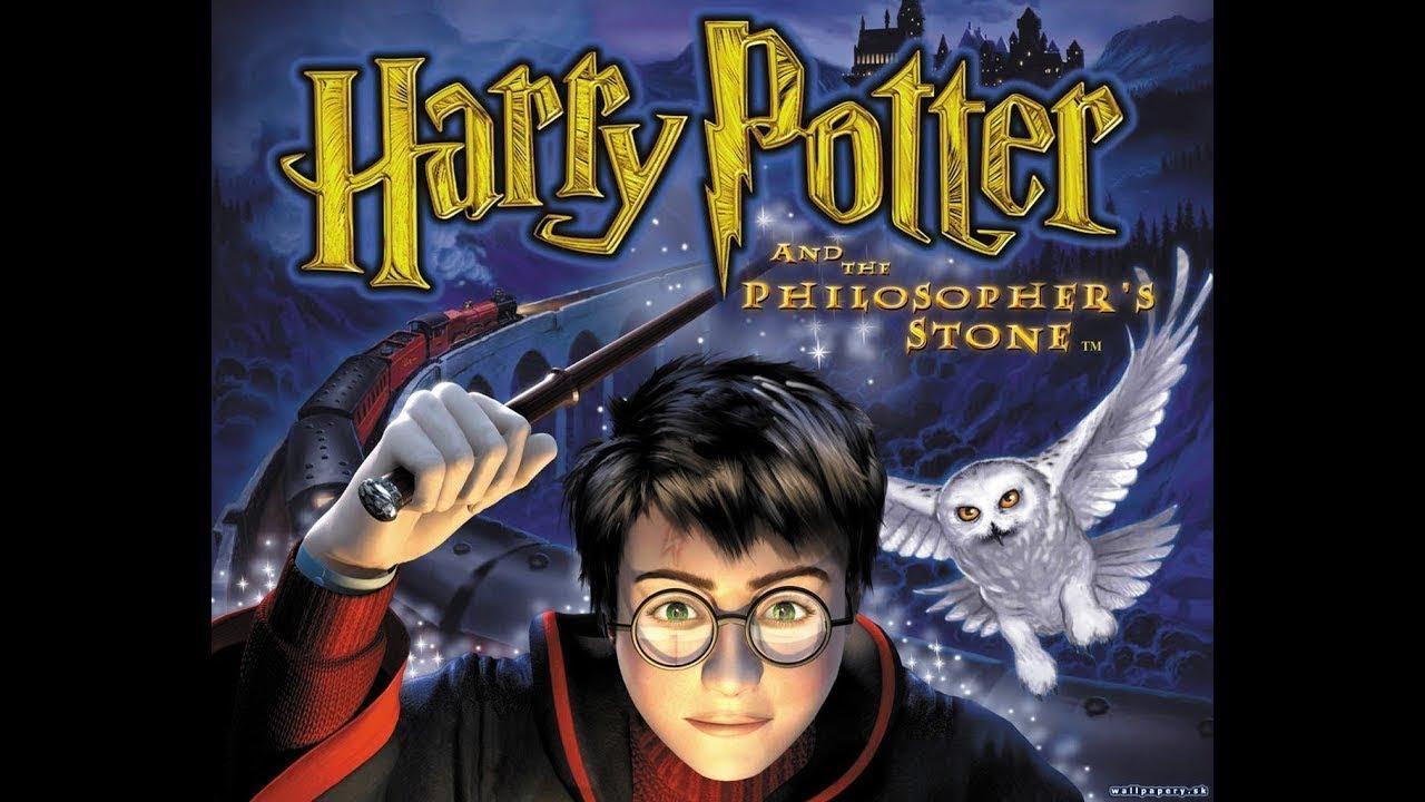 Прохождение Гарри Поттер и Философский Камень Часть 2 ...