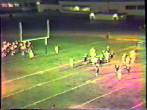 1989 Mira Mesa Football Highlights
