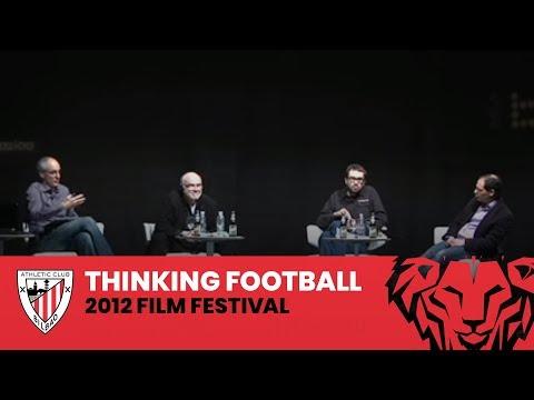 Thinking Football Film Festival 2012 - Bill Buford, Simon Kuper, Axel Torres, Martí Perarnau