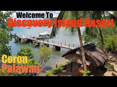 Discovery Island Resort, Coron, Palawan, Philippines