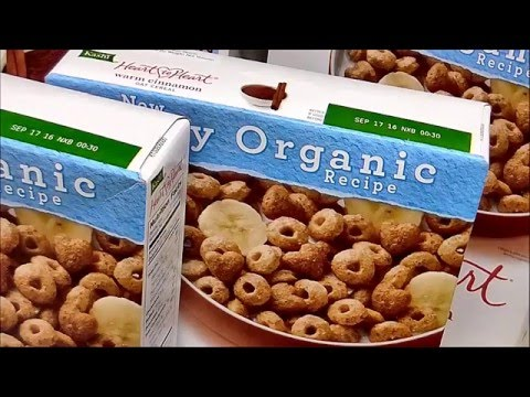 The Best Healthy Non-GMO Cereal