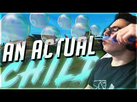 TFBlade | Blowing Bubbles On Stream like an Actual Child