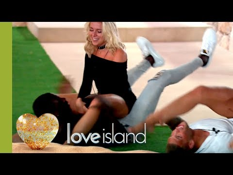 Speedy Positions! | Love Island