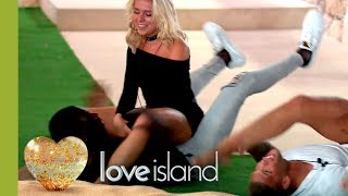 Speedy Positions! | Love Island 2017